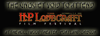 Lovecraft Convention, where everyone will be dancing sober!